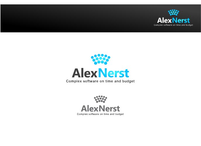 Logo Design by Tathastu Sharma - Entry No. 82 in the Logo Design Contest Artistic Logo Design for Alex Nerst.