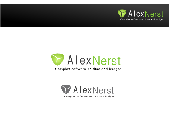 Logo Design by Tathastu Sharma - Entry No. 83 in the Logo Design Contest Artistic Logo Design for Alex Nerst.
