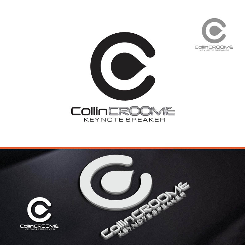 Logo Design by Private User - Entry No. 176 in the Logo Design Contest Modern Logo Design for Collin Croome.