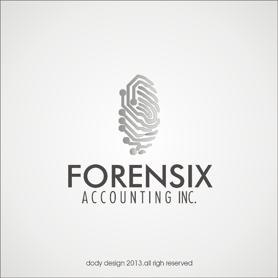 Logo Design by Dody Setiyawan - Entry No. 16 in the Logo Design Contest FORENSIX ACCOUNTING INC. Logo Design.