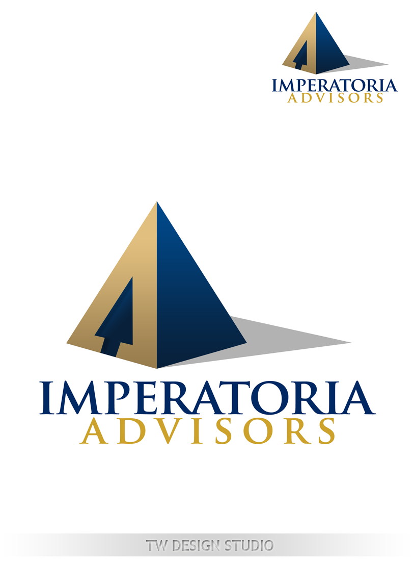 Logo Design by Private User - Entry No. 16 in the Logo Design Contest Unique Logo Design Wanted for Imperatoria Advisors.