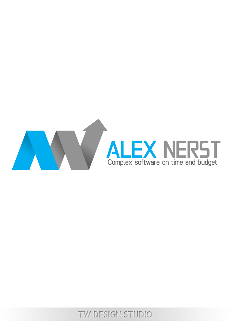 Logo Design by Private User - Entry No. 86 in the Logo Design Contest Artistic Logo Design for Alex Nerst.