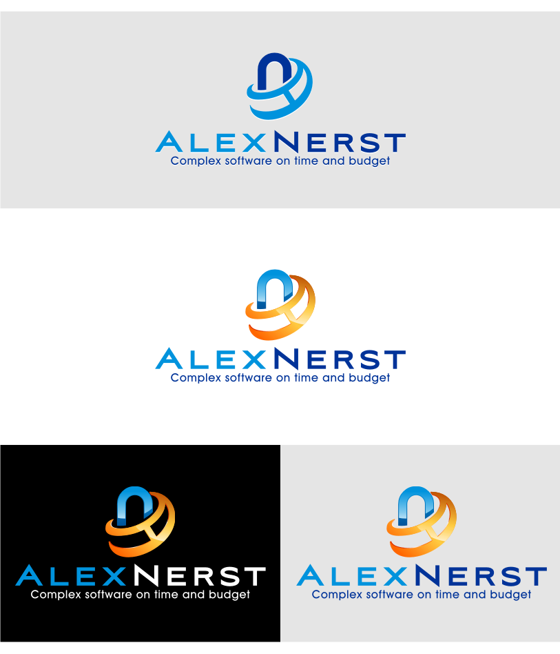 Logo Design by graphicleaf - Entry No. 87 in the Logo Design Contest Artistic Logo Design for Alex Nerst.