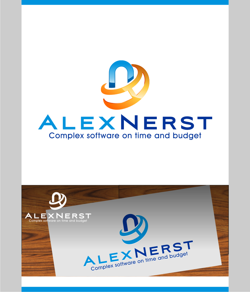 Logo Design by graphicleaf - Entry No. 88 in the Logo Design Contest Artistic Logo Design for Alex Nerst.