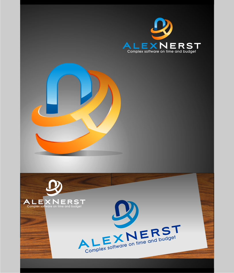 Logo Design by graphicleaf - Entry No. 89 in the Logo Design Contest Artistic Logo Design for Alex Nerst.