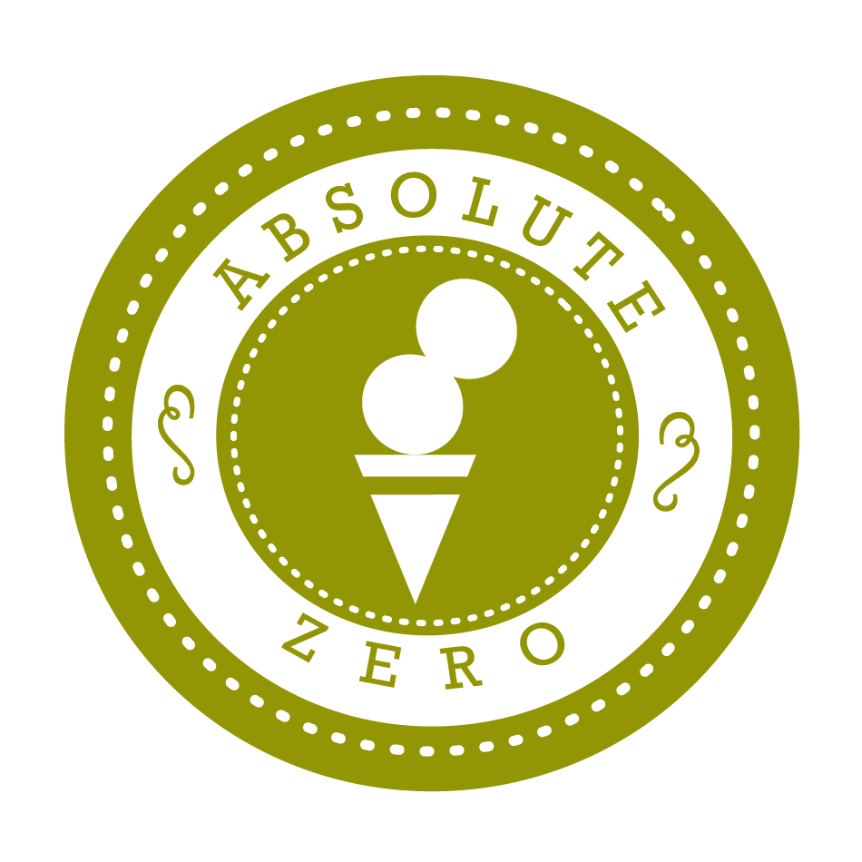 Logo Design by moonflower - Entry No. 38 in the Logo Design Contest Imaginative Logo Design for Absolute Zero.