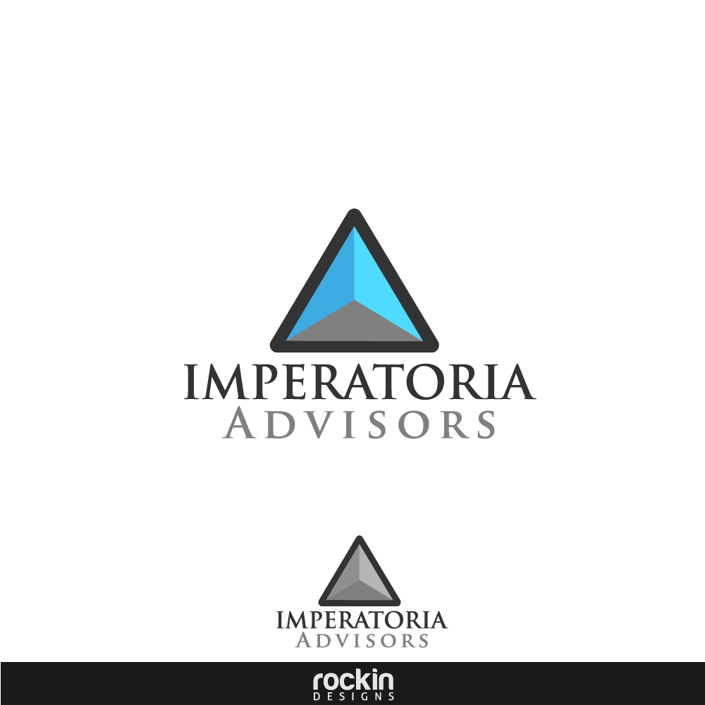 Logo Design by rockin - Entry No. 20 in the Logo Design Contest Unique Logo Design Wanted for Imperatoria Advisors.