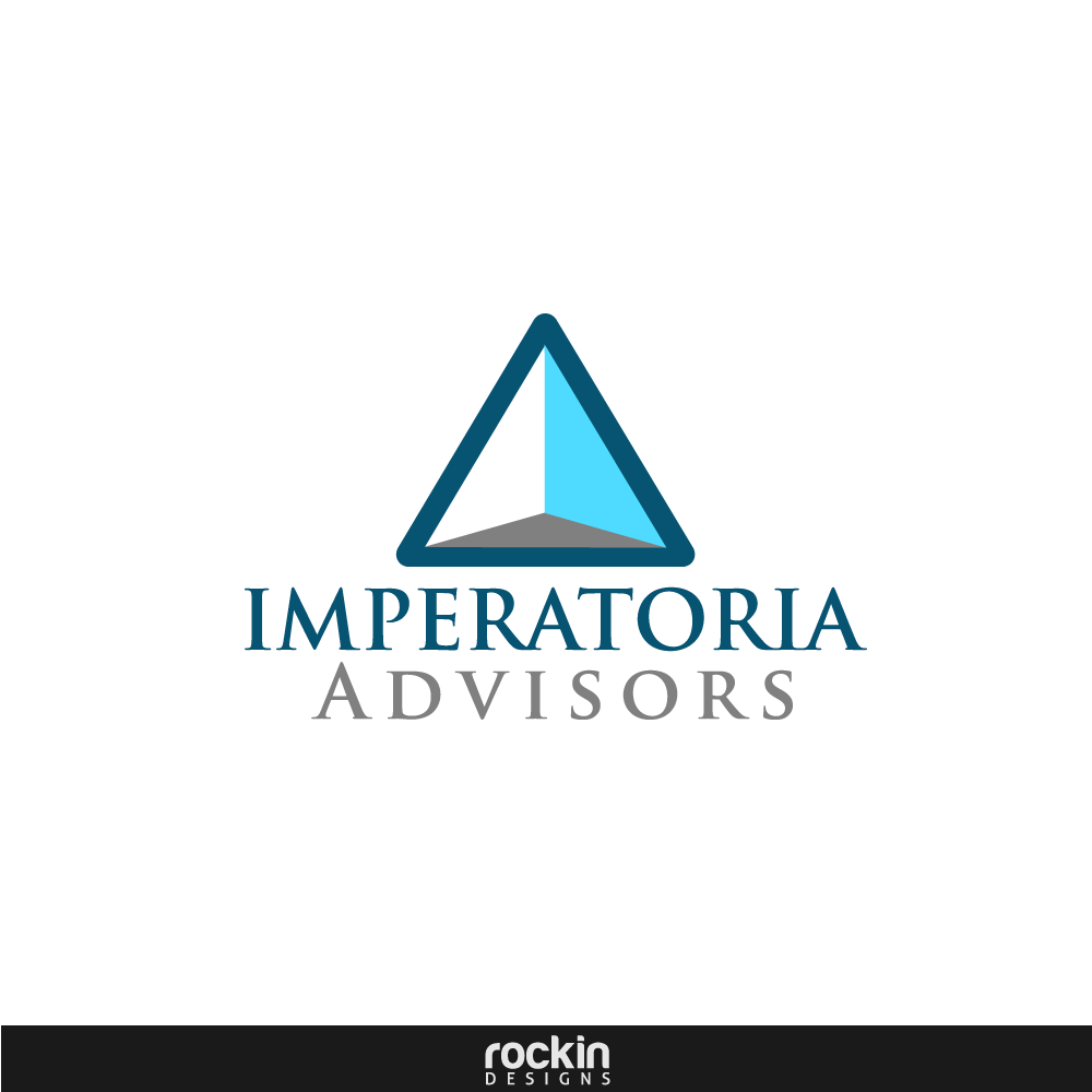 Logo Design by rockin - Entry No. 21 in the Logo Design Contest Unique Logo Design Wanted for Imperatoria Advisors.