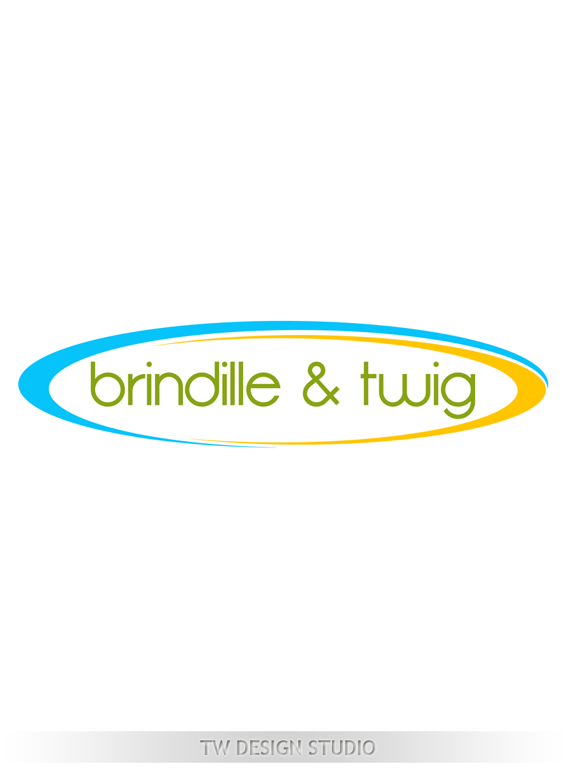Logo Design by Private User - Entry No. 7 in the Logo Design Contest Logo Design for Brindille & Twig.