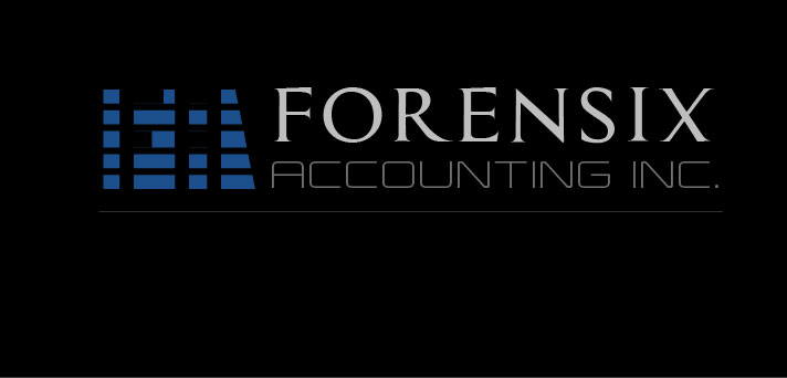 Logo Design by Boba Dizajn - Entry No. 18 in the Logo Design Contest FORENSIX ACCOUNTING INC. Logo Design.