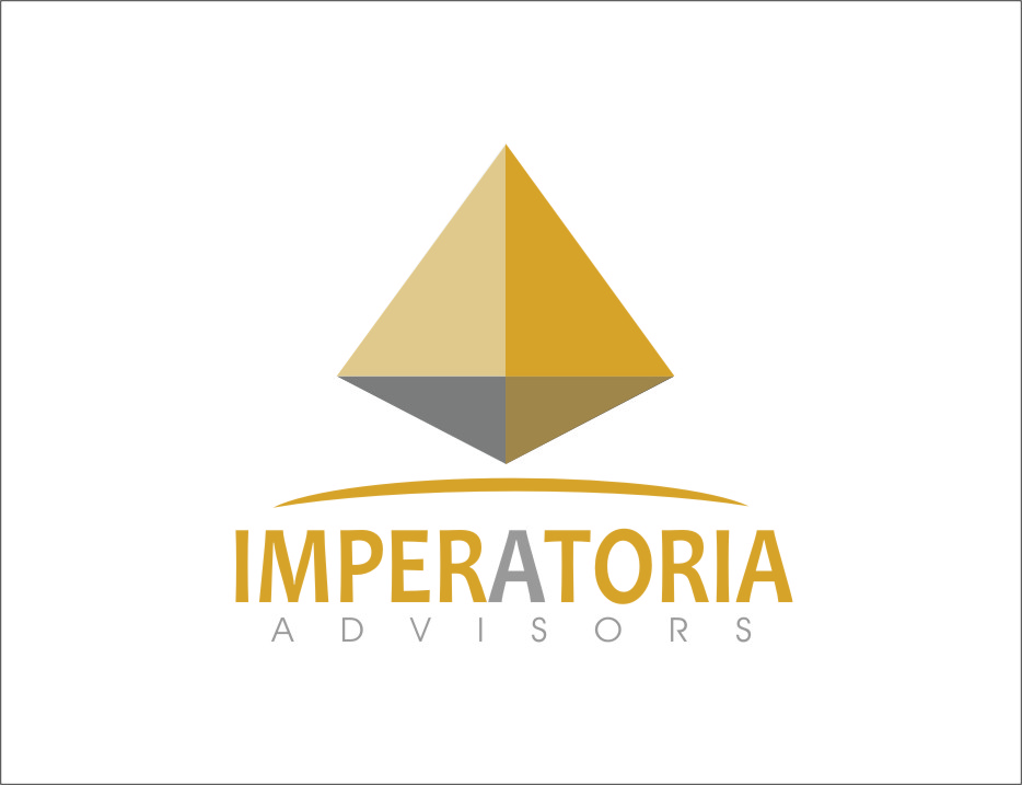 Logo Design by Ngepet_art - Entry No. 22 in the Logo Design Contest Unique Logo Design Wanted for Imperatoria Advisors.