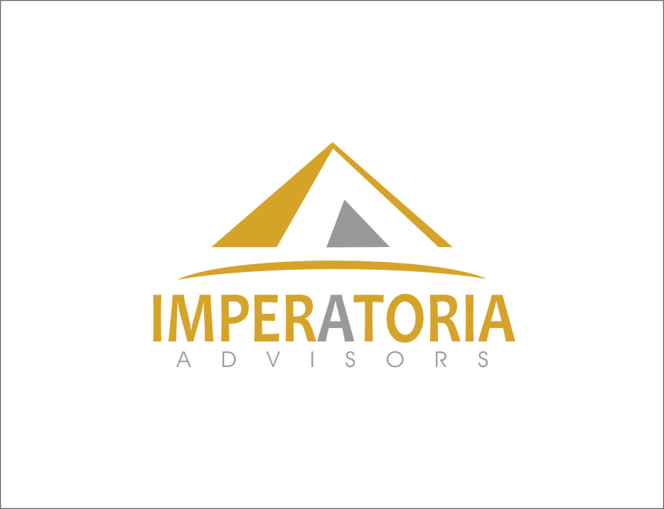 Logo Design by Ngepet_art - Entry No. 23 in the Logo Design Contest Unique Logo Design Wanted for Imperatoria Advisors.