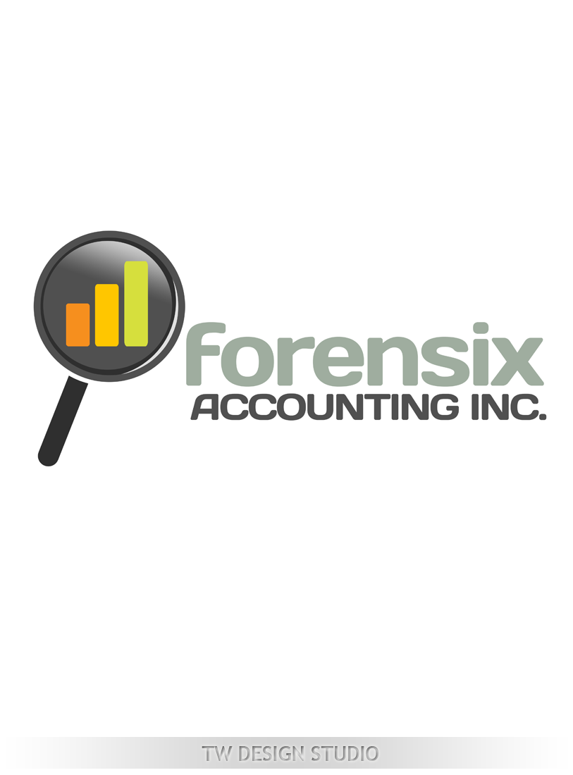 Logo Design by Private User - Entry No. 22 in the Logo Design Contest FORENSIX ACCOUNTING INC. Logo Design.