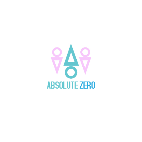 Logo Design by storm - Entry No. 41 in the Logo Design Contest Imaginative Logo Design for Absolute Zero.