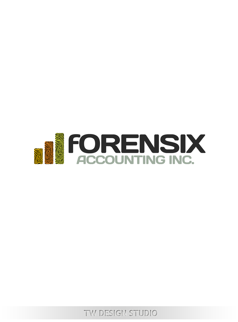 Logo Design by Robert Turla - Entry No. 23 in the Logo Design Contest FORENSIX ACCOUNTING INC. Logo Design.
