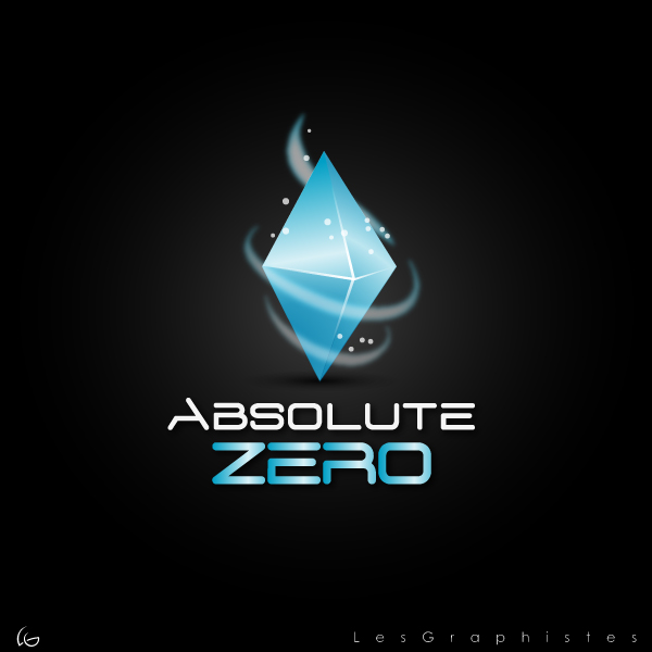Logo Design by Les-Graphistes - Entry No. 43 in the Logo Design Contest Imaginative Logo Design for Absolute Zero.