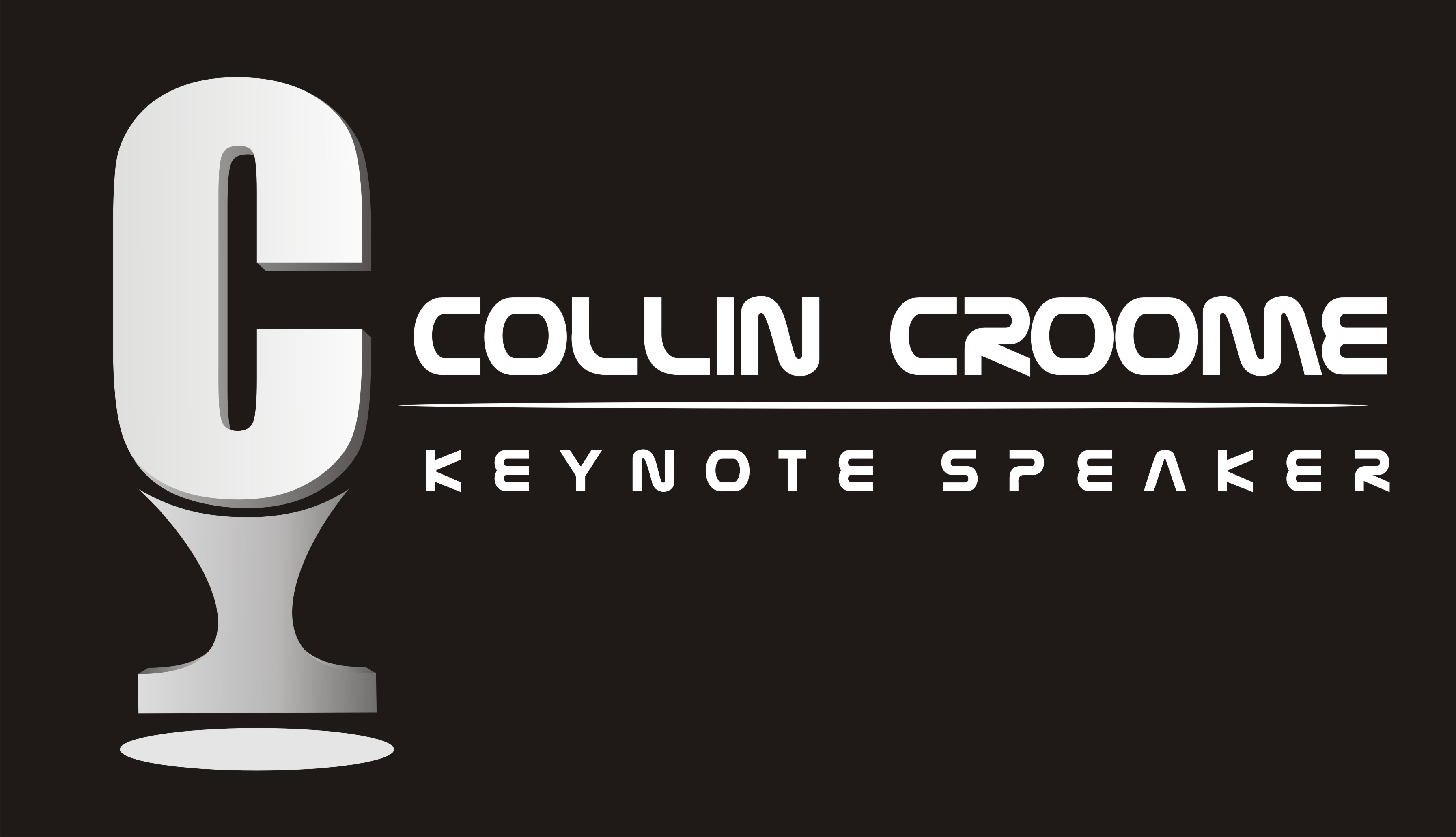 Logo Design by Gaber Barabaraberebere - Entry No. 185 in the Logo Design Contest Modern Logo Design for Collin Croome.