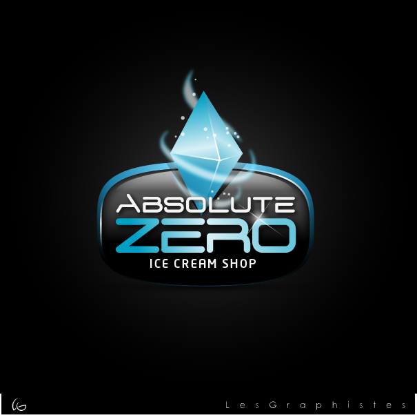 Logo Design by Les-Graphistes - Entry No. 44 in the Logo Design Contest Imaginative Logo Design for Absolute Zero.