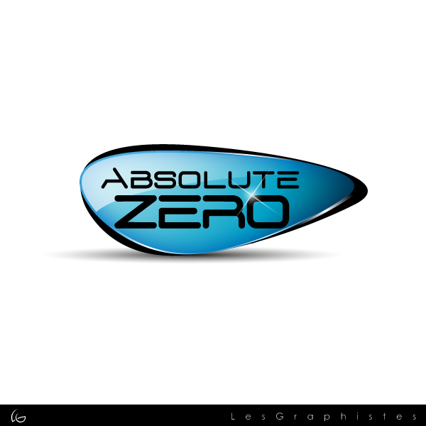 Logo Design by Les-Graphistes - Entry No. 45 in the Logo Design Contest Imaginative Logo Design for Absolute Zero.