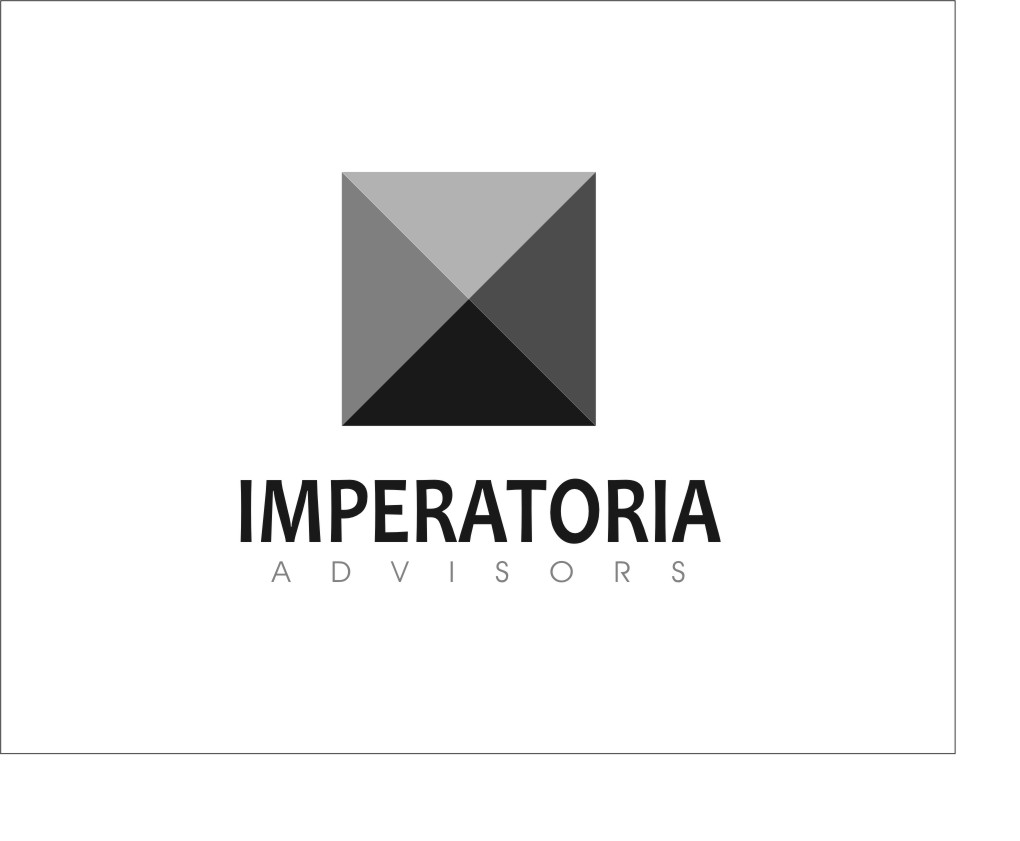 Logo Design by Ngepet_art - Entry No. 29 in the Logo Design Contest Unique Logo Design Wanted for Imperatoria Advisors.