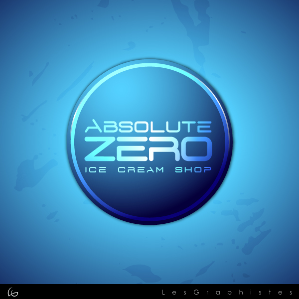 Logo Design by Les-Graphistes - Entry No. 46 in the Logo Design Contest Imaginative Logo Design for Absolute Zero.