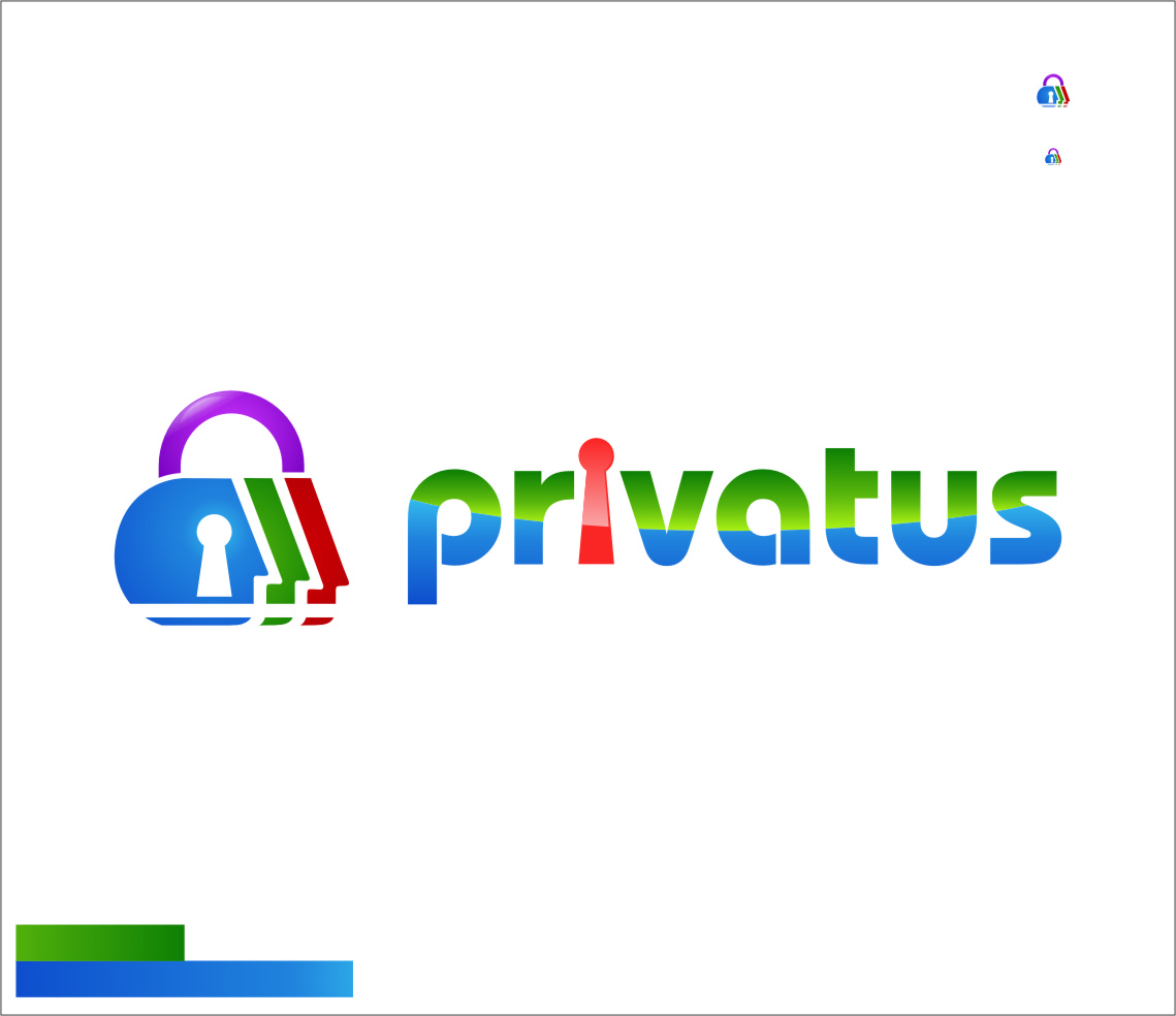 Logo Design by RasYa Muhammad Athaya - Entry No. 331 in the Logo Design Contest New Logo Design for privatus.