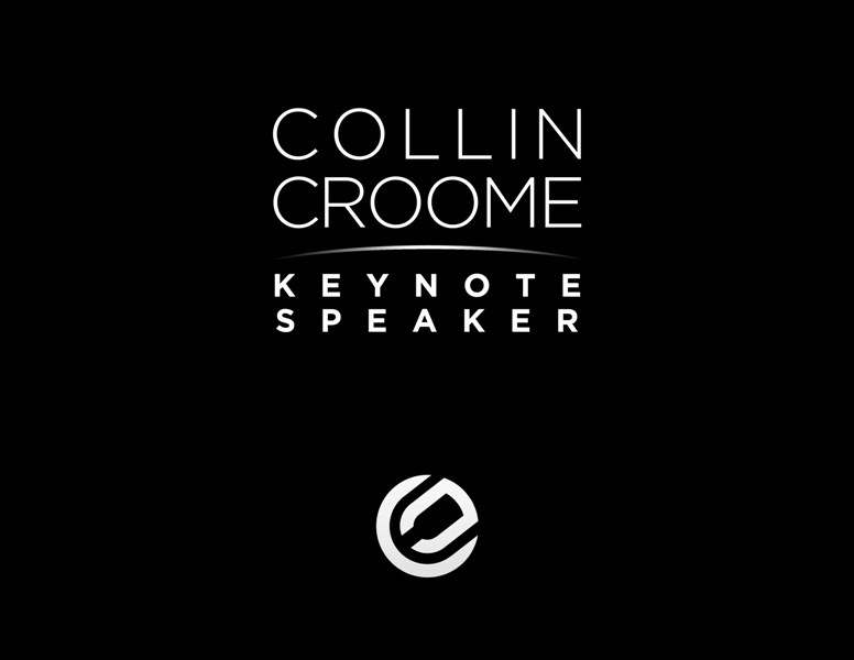 Logo Design by Juan_Kata - Entry No. 188 in the Logo Design Contest Modern Logo Design for Collin Croome.