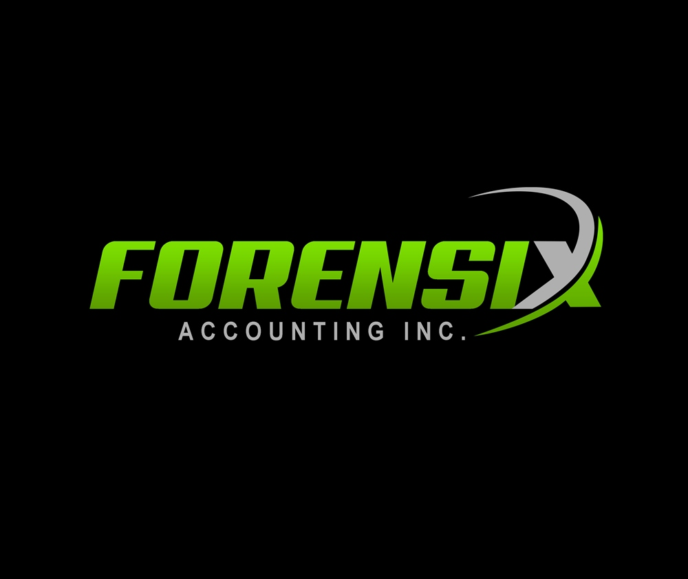 Logo Design by Respati Himawan - Entry No. 25 in the Logo Design Contest FORENSIX ACCOUNTING INC. Logo Design.