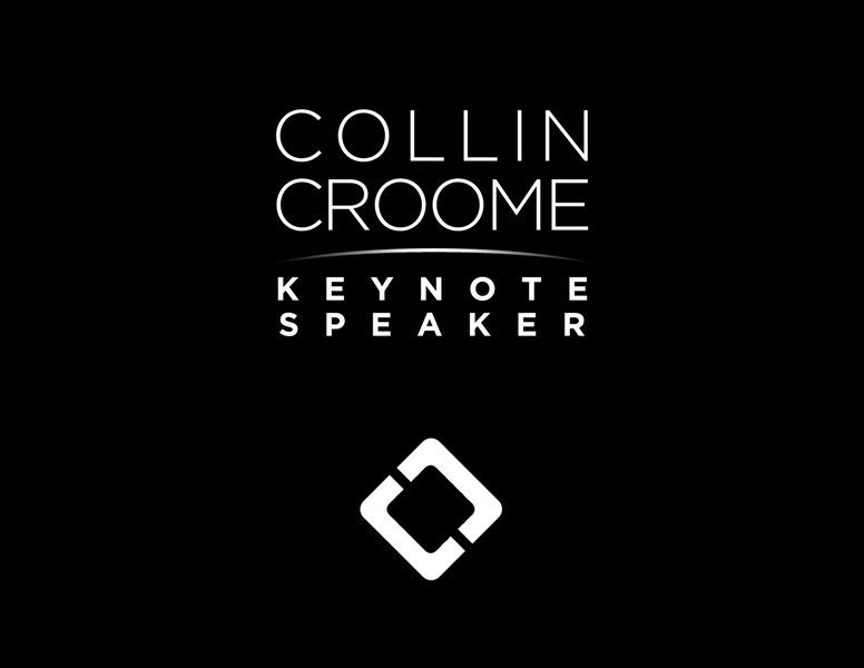 Logo Design by Juan_Kata - Entry No. 190 in the Logo Design Contest Modern Logo Design for Collin Croome.