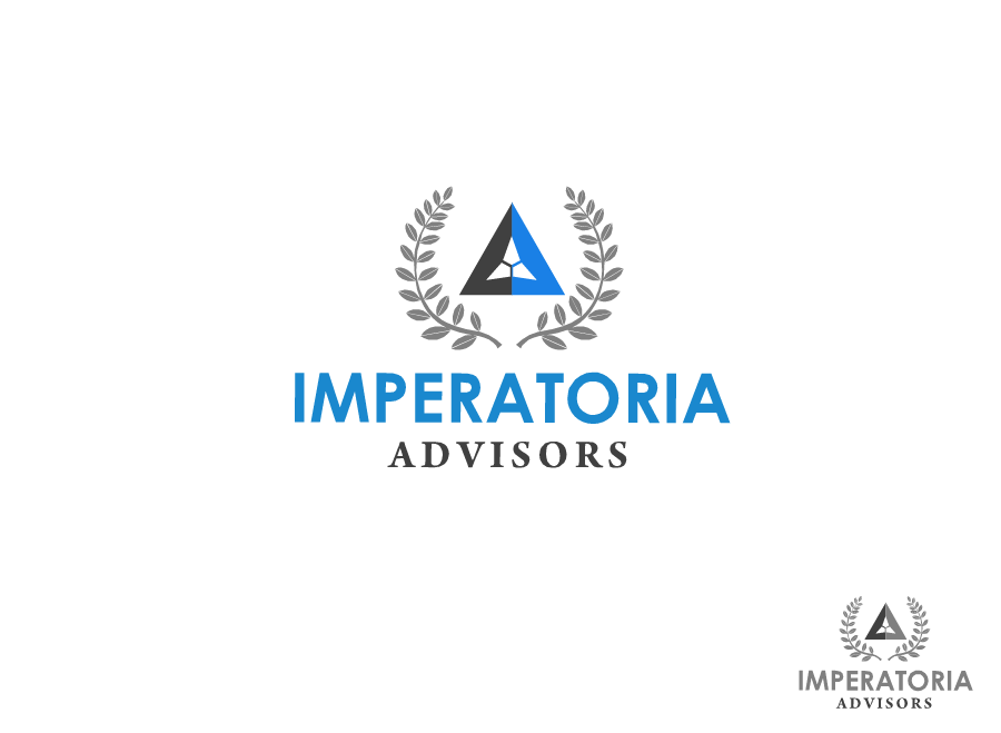 Logo Design by Tathastu Sharma - Entry No. 36 in the Logo Design Contest Unique Logo Design Wanted for Imperatoria Advisors.