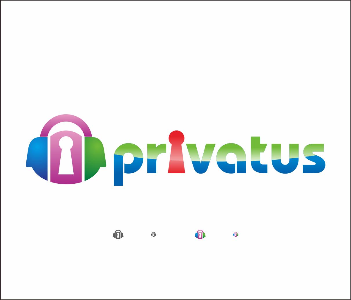 Logo Design by Armada Jamaluddin - Entry No. 336 in the Logo Design Contest New Logo Design for privatus.