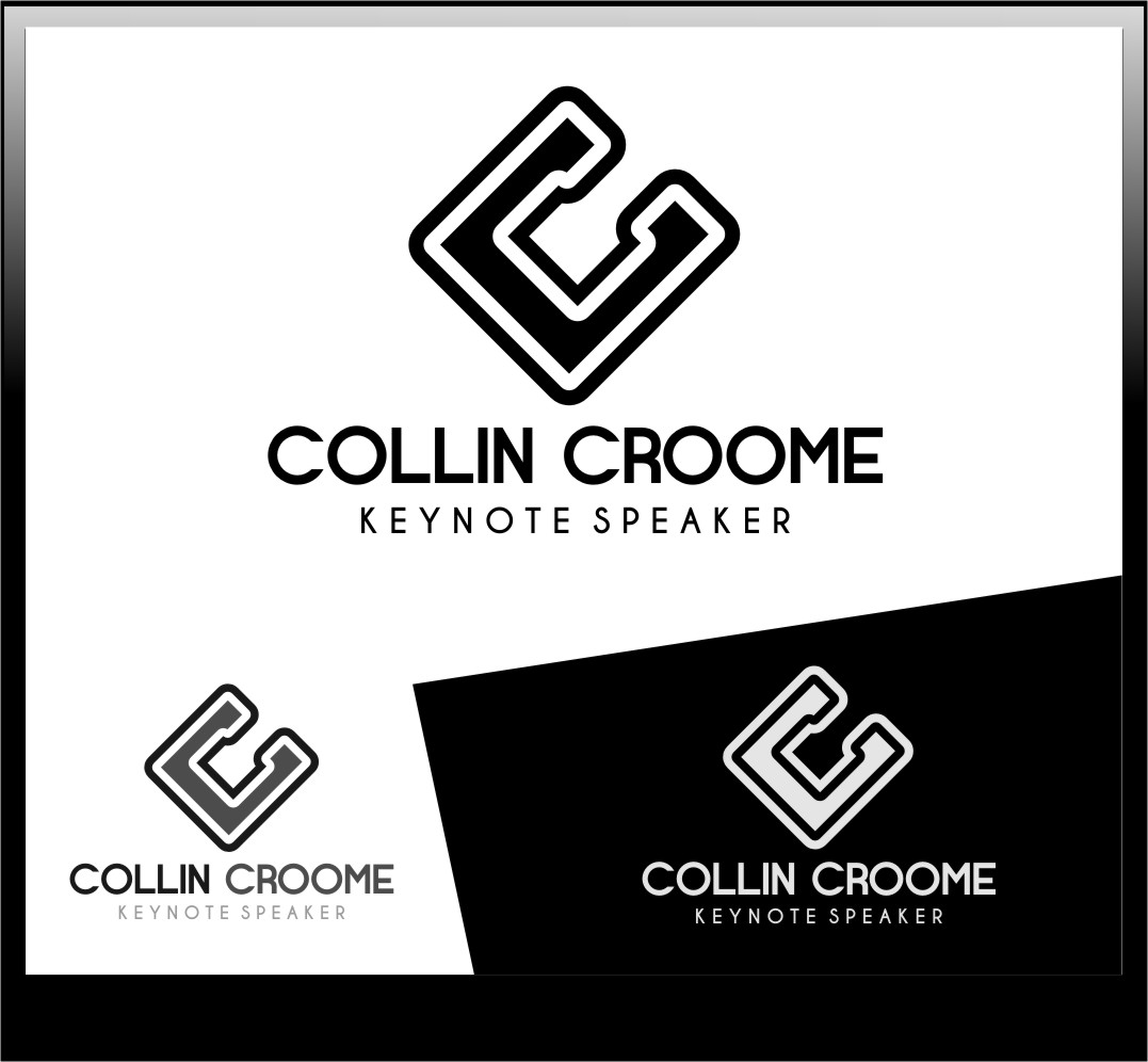 Logo Design by Ngepet_art - Entry No. 194 in the Logo Design Contest Modern Logo Design for Collin Croome.