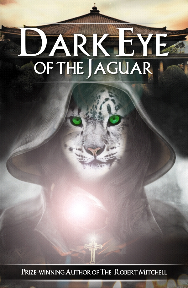 Book Cover Design by Private User - Entry No. 37 in the Book Cover Design Contest Imaginative Book Cover Design for Dark Eye of the Jaguar.