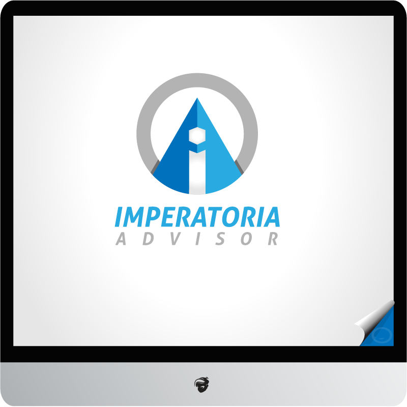 Logo Design by zesthar - Entry No. 38 in the Logo Design Contest Unique Logo Design Wanted for Imperatoria Advisors.