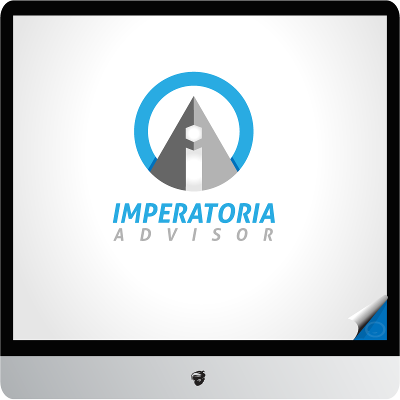 Logo Design by zesthar - Entry No. 39 in the Logo Design Contest Unique Logo Design Wanted for Imperatoria Advisors.