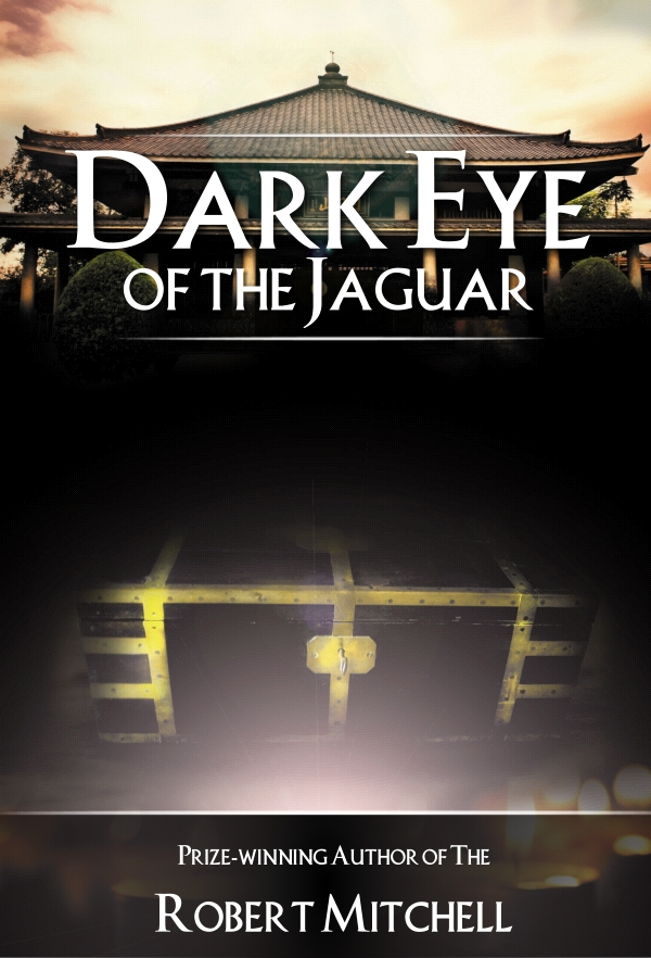 Book Cover Design by Private User - Entry No. 38 in the Book Cover Design Contest Imaginative Book Cover Design for Dark Eye of the Jaguar.