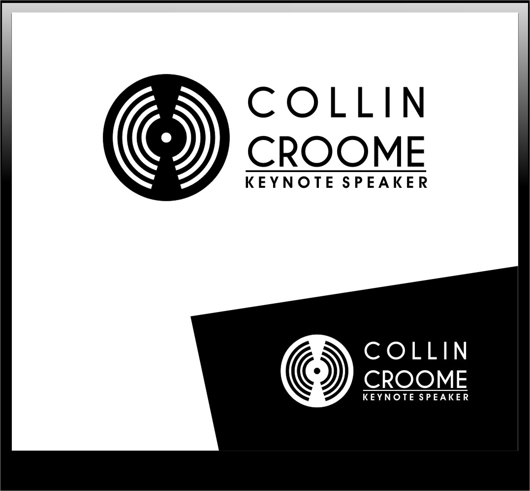 Logo Design by Ngepet_art - Entry No. 195 in the Logo Design Contest Modern Logo Design for Collin Croome.