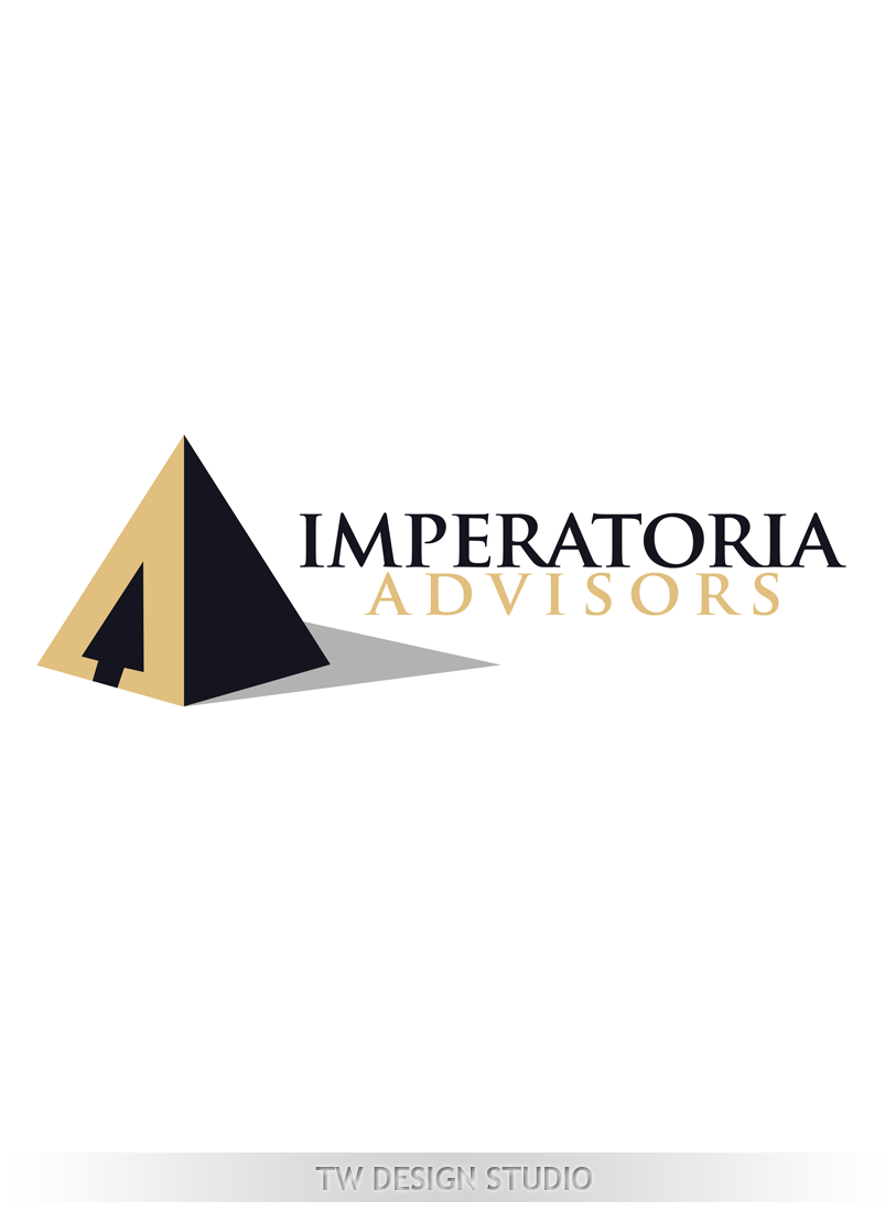 Logo Design by Private User - Entry No. 40 in the Logo Design Contest Unique Logo Design Wanted for Imperatoria Advisors.