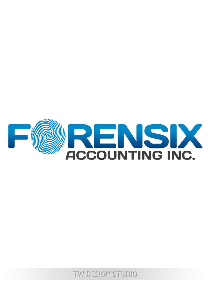 Logo Design by Private User - Entry No. 31 in the Logo Design Contest FORENSIX ACCOUNTING INC. Logo Design.