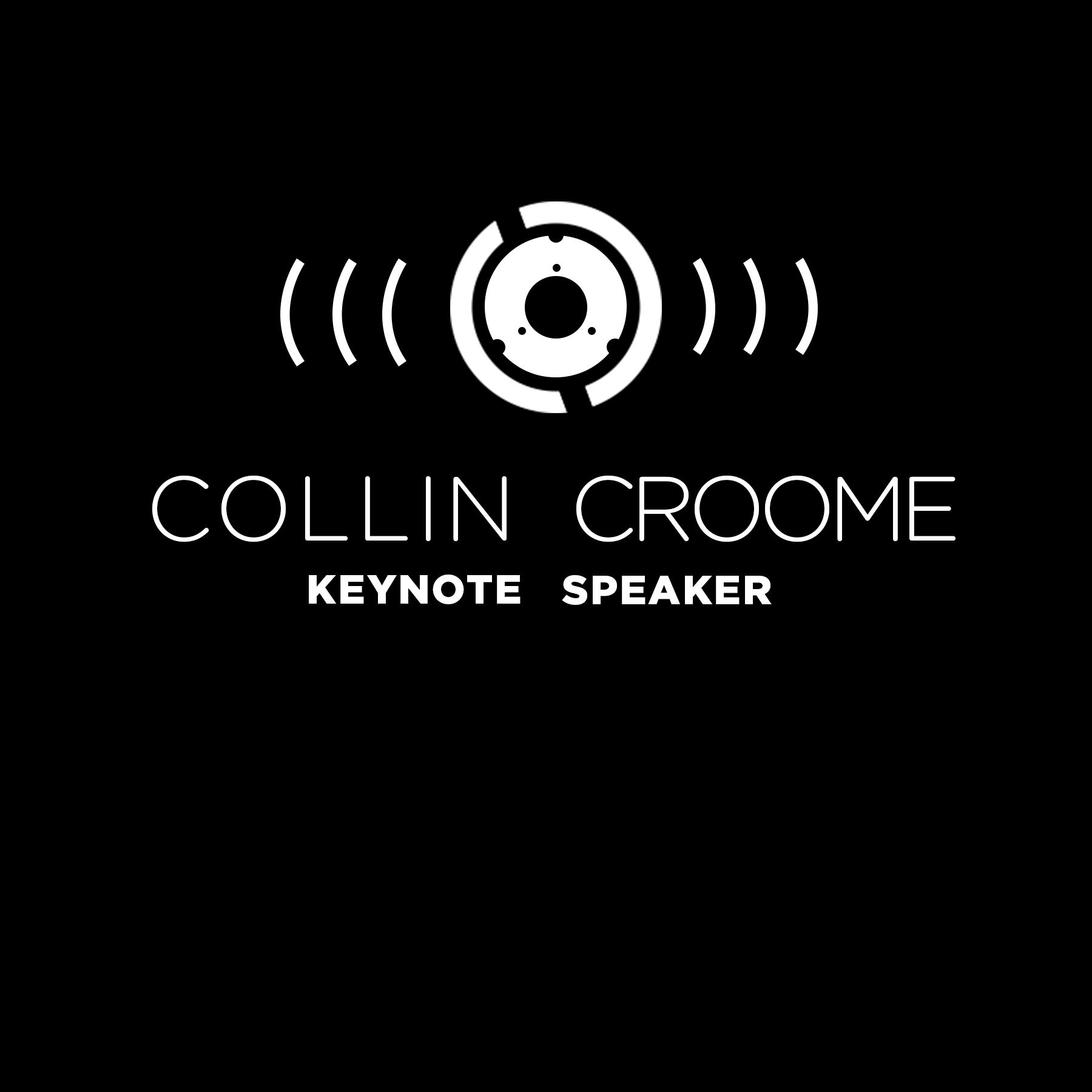 Logo Design by Lemuel Arvin Tanzo - Entry No. 200 in the Logo Design Contest Modern Logo Design for Collin Croome.