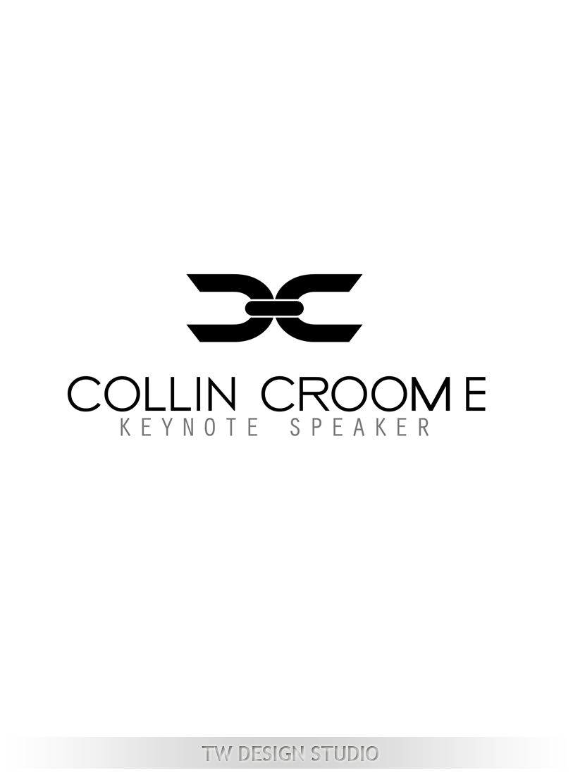 Logo Design by Robert Turla - Entry No. 203 in the Logo Design Contest Modern Logo Design for Collin Croome.