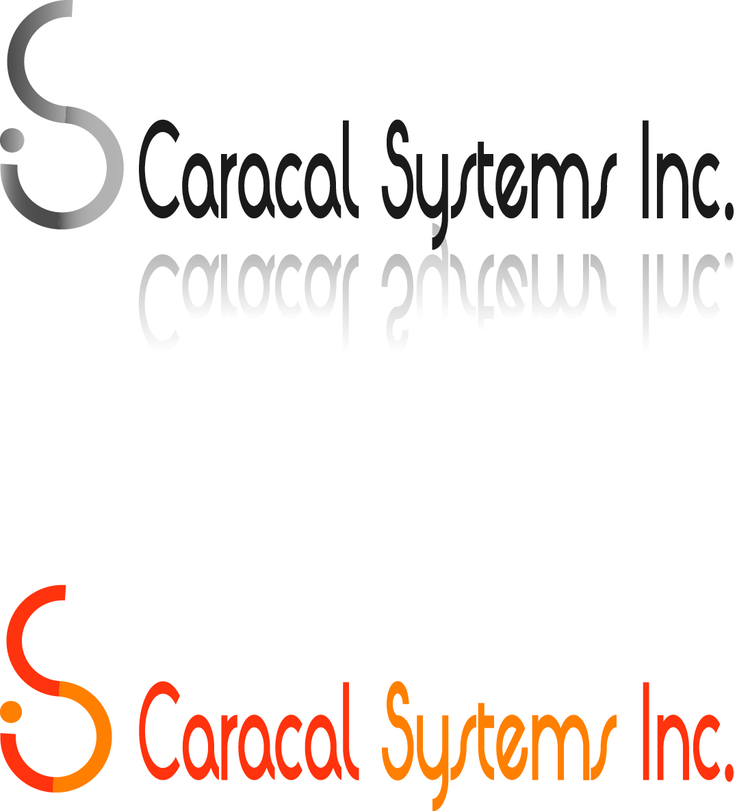 Logo Design by Jonathan Aclado - Entry No. 50 in the Logo Design Contest Inspiring Logo Design for Caracal Systems Inc..