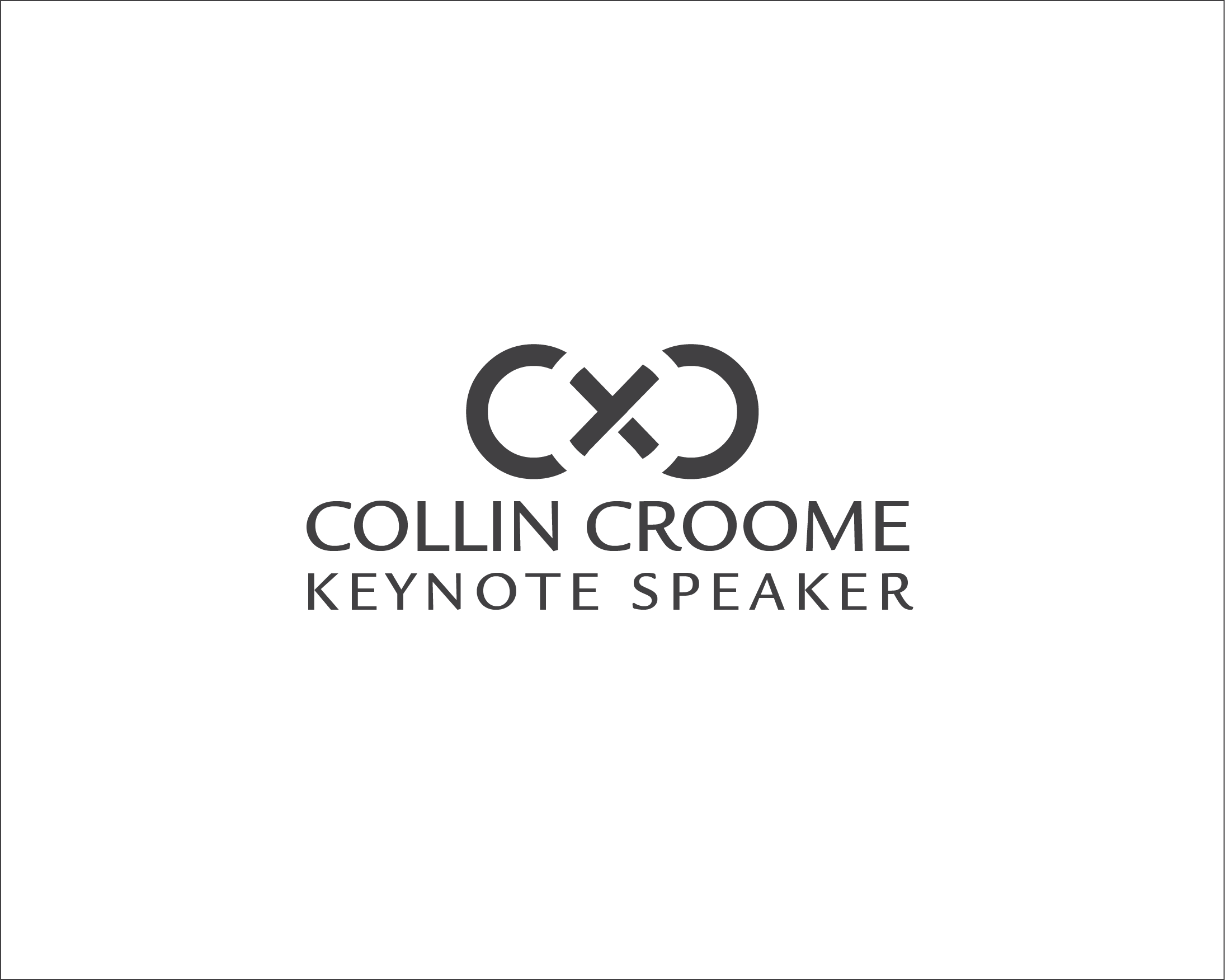 Logo Design by iwyn - Entry No. 207 in the Logo Design Contest Modern Logo Design for Collin Croome.