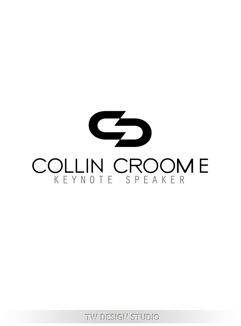 Logo Design by Private User - Entry No. 208 in the Logo Design Contest Modern Logo Design for Collin Croome.