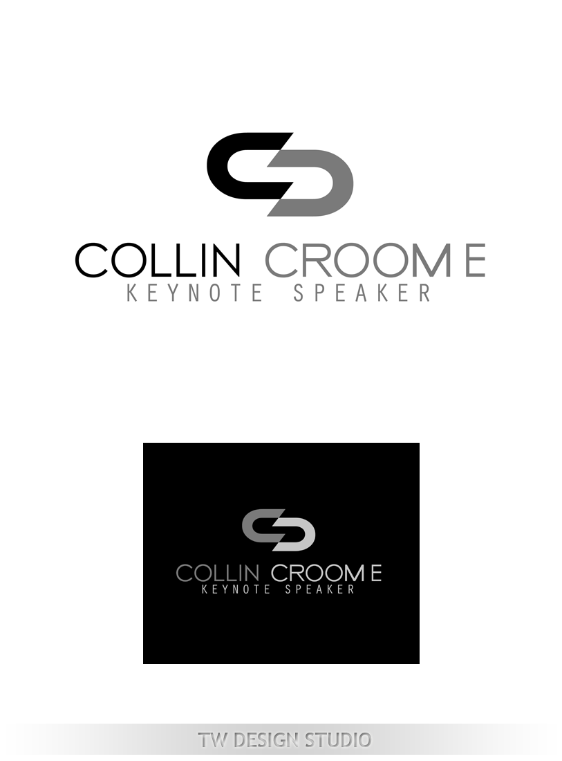 Logo Design by Private User - Entry No. 209 in the Logo Design Contest Modern Logo Design for Collin Croome.