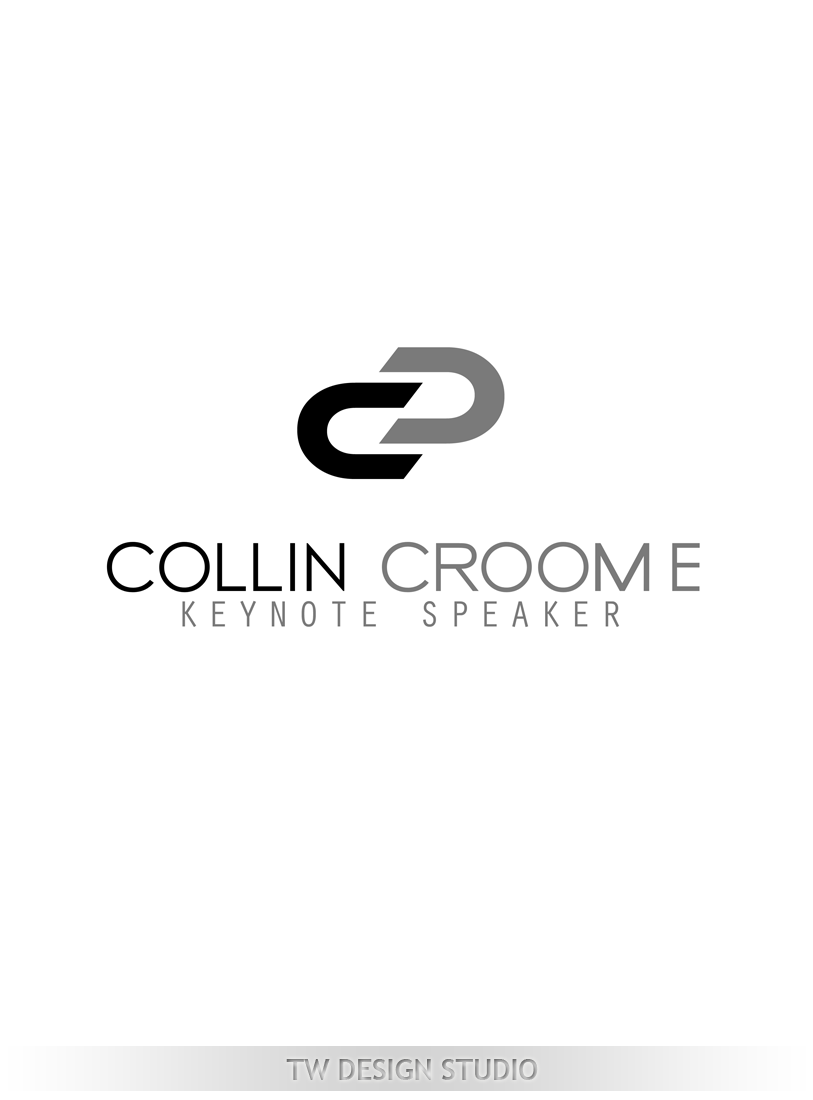 Logo Design by Private User - Entry No. 211 in the Logo Design Contest Modern Logo Design for Collin Croome.
