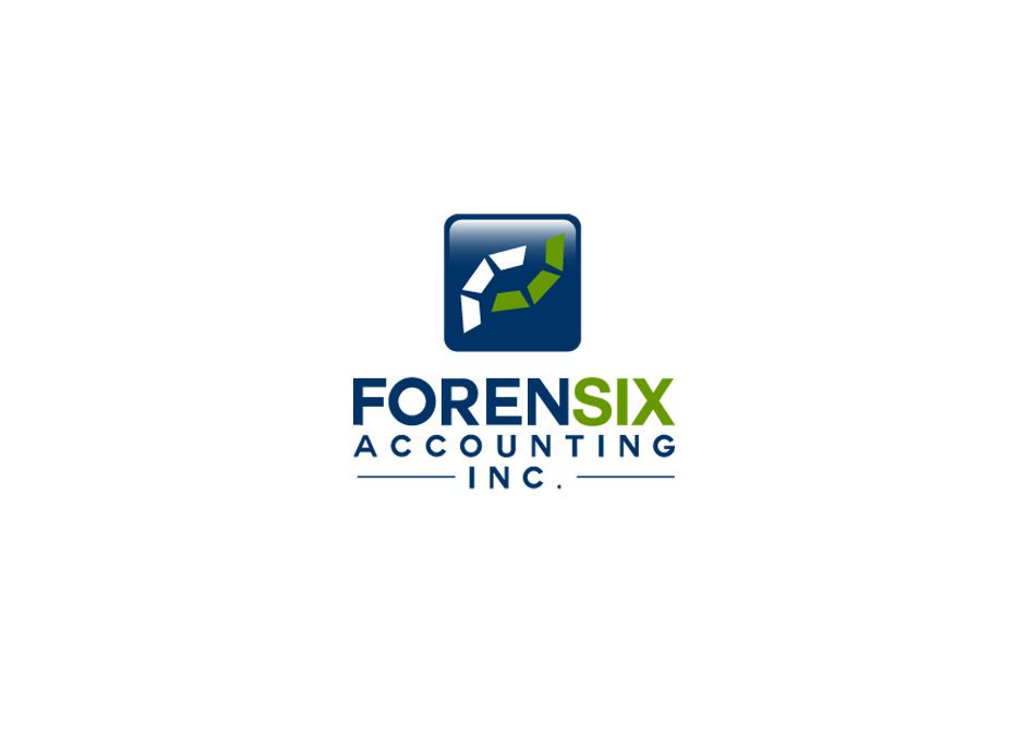 Logo Design by pixdesign - Entry No. 34 in the Logo Design Contest FORENSIX ACCOUNTING INC. Logo Design.