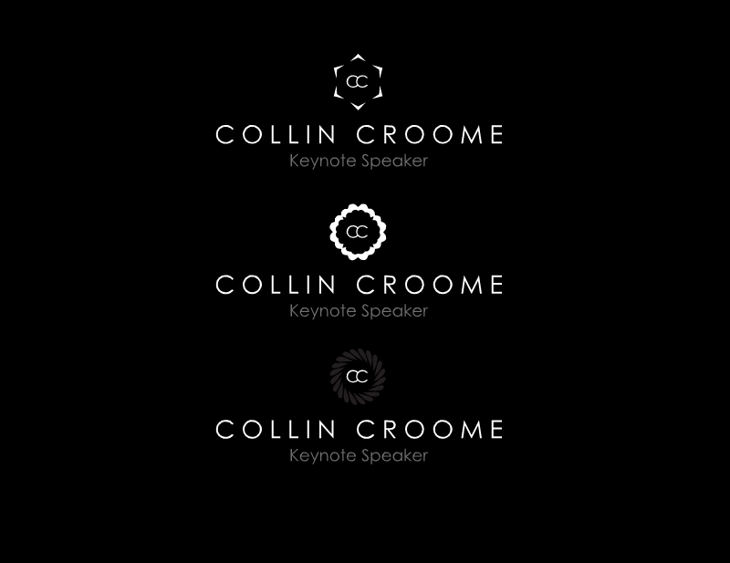 Logo Design by Tathastu Sharma - Entry No. 224 in the Logo Design Contest Modern Logo Design for Collin Croome.