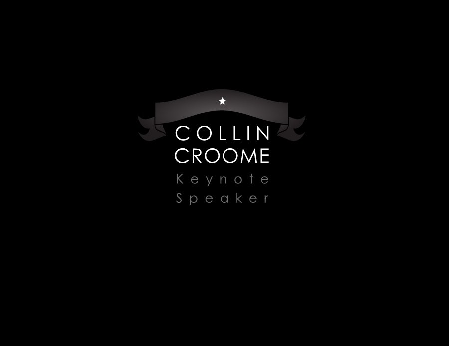 Logo Design by Tathastu Sharma - Entry No. 229 in the Logo Design Contest Modern Logo Design for Collin Croome.