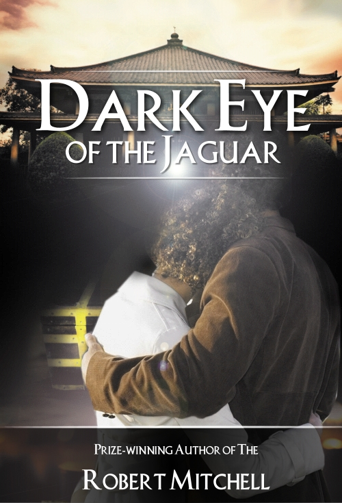 Book Cover Design by Private User - Entry No. 47 in the Book Cover Design Contest Imaginative Book Cover Design for Dark Eye of the Jaguar.